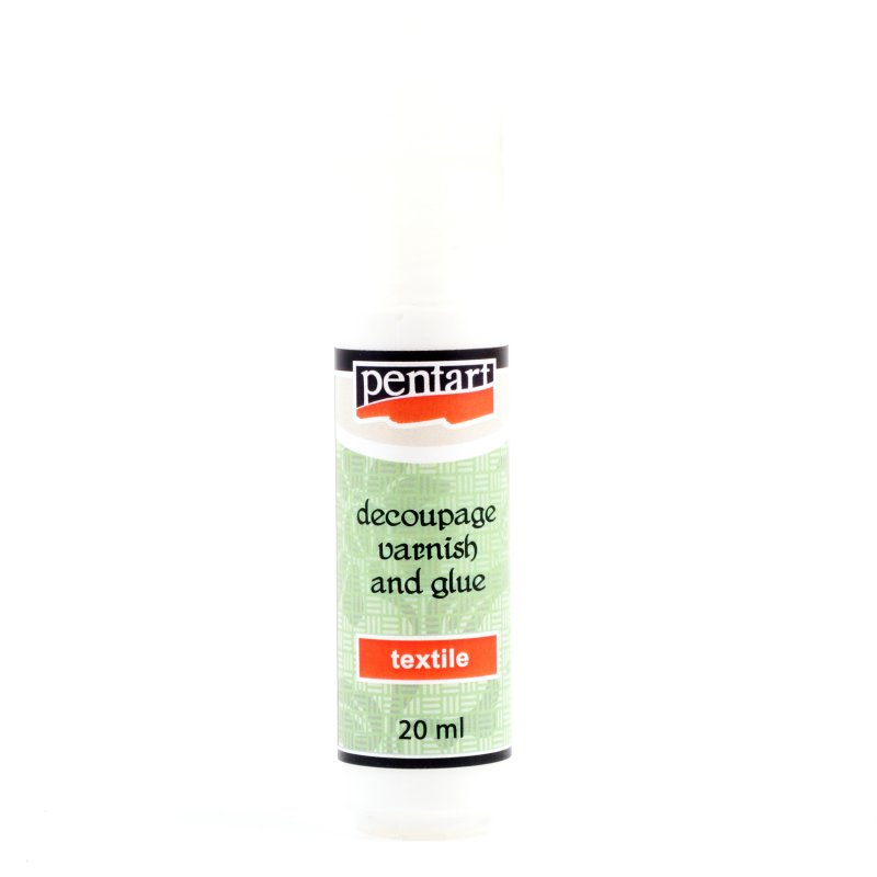 Decoupage lepidlo na textil 20 ml